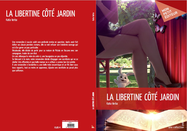 La Libertine côté jardin-Katia Verba