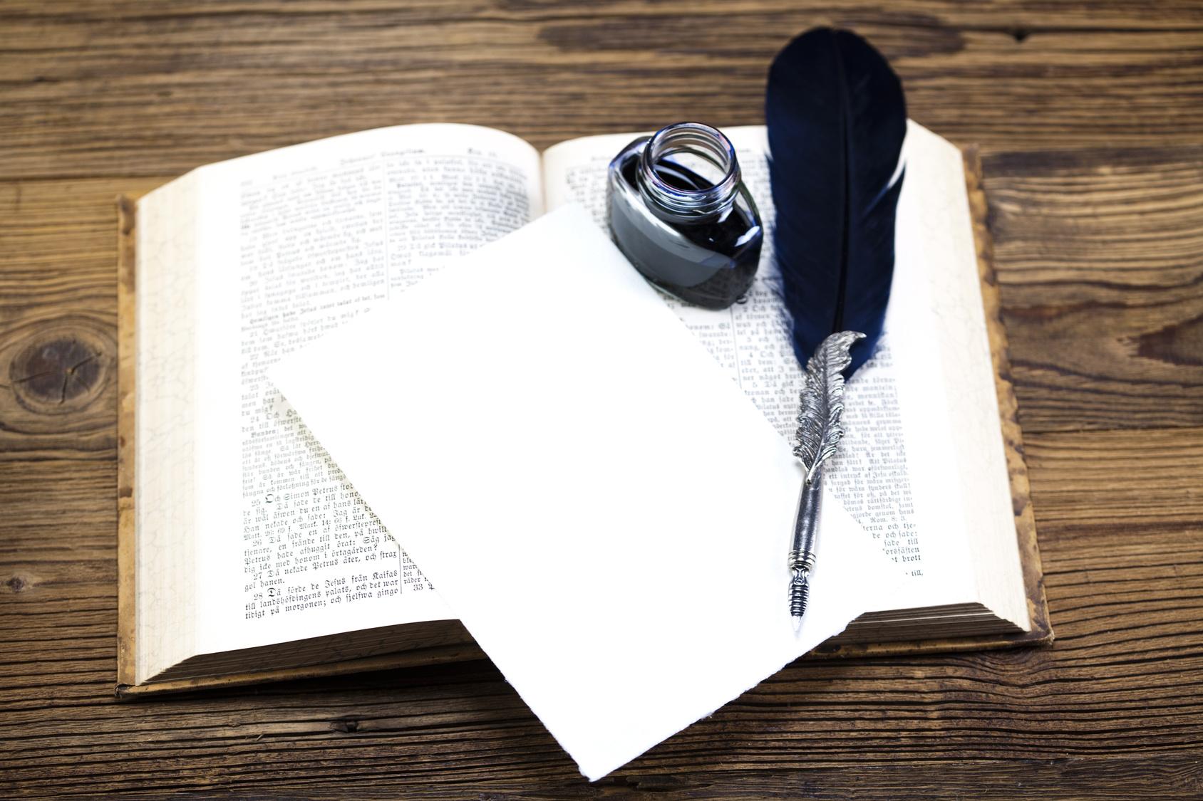 Conseil en écriture pratique manuscrit