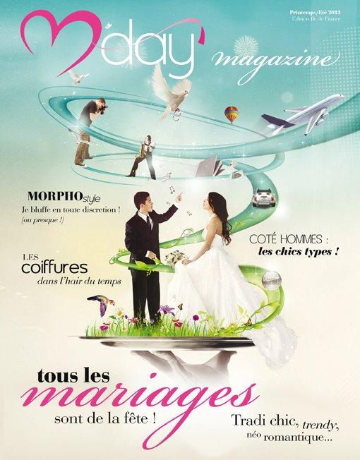 Mday magazine