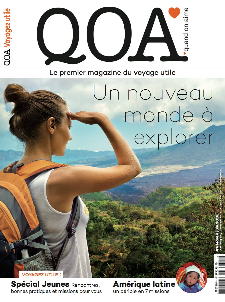 Qoa magazine
