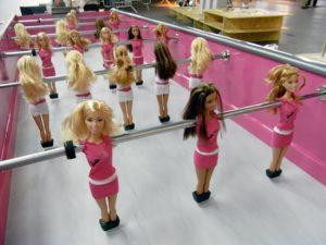 Equipe de foot féminine