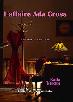Couverture de l'Affaire Ada Cross de Katia Verba
