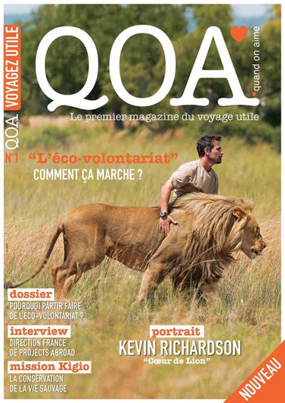 Qoa Magazine-numéro 1