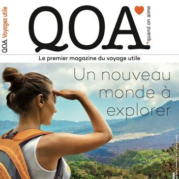 Projet - QOA Magazine